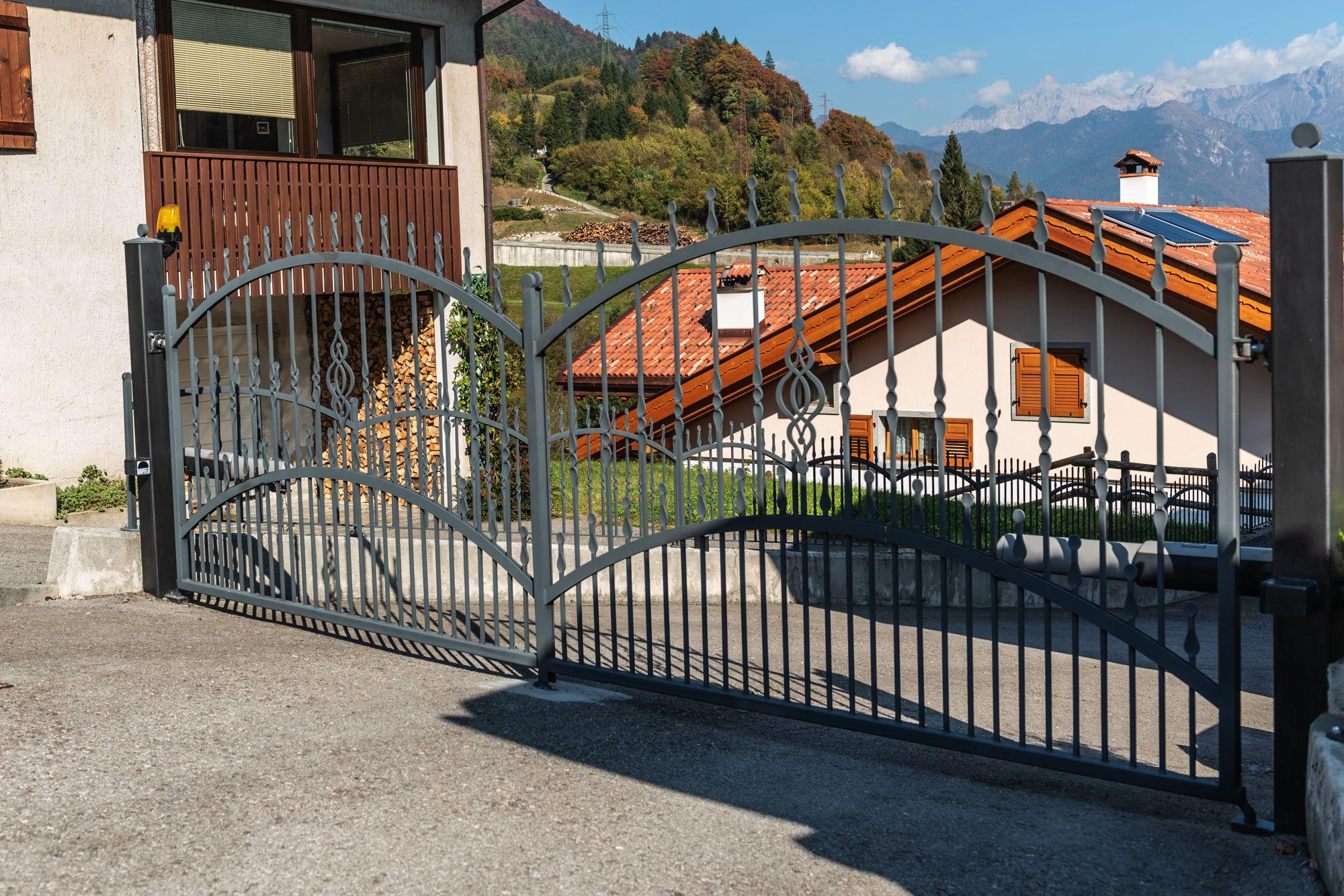 Cancelli e recinzioni per esterni